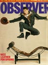The Observer magazine - creative writer